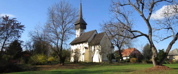Csaroda, Református templom